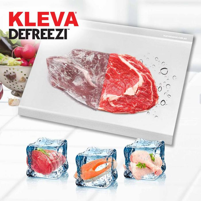 Defrost up to 5X Faster BUY 1 Get 1 FREE - Kleva Defreezi