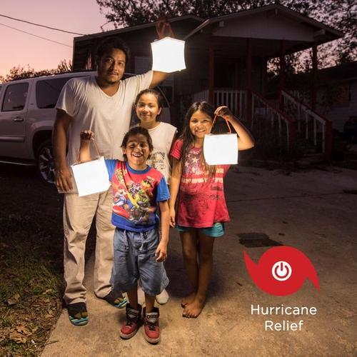 Send a PackLite Hero 2-in-1 Supercharger to Mercy Corps