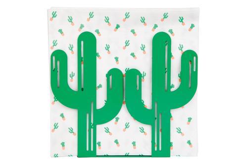 SUNNYLIFE  |  HOLD IT  Cactus Napkin Holder & 50 Napkins