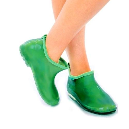 ANNABEL TRENDS Gummies Ankle Boot - Green