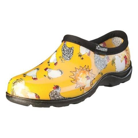 SLOGGERS  | Womens Splash Shoe - Chicken