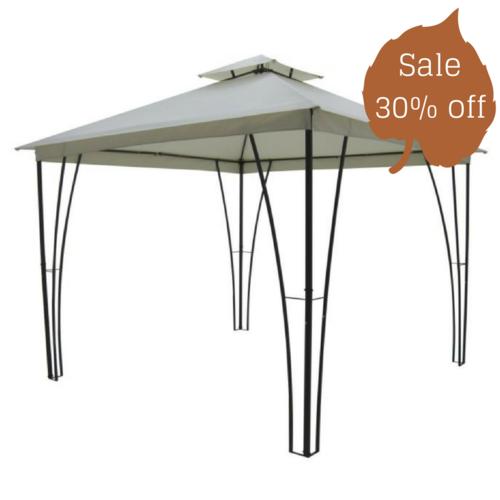 Canopy for 3m x 3m Patio Gazebo - Two Tier