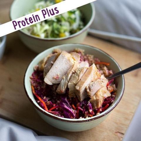 PHD Protein Plus 3 Day Plan