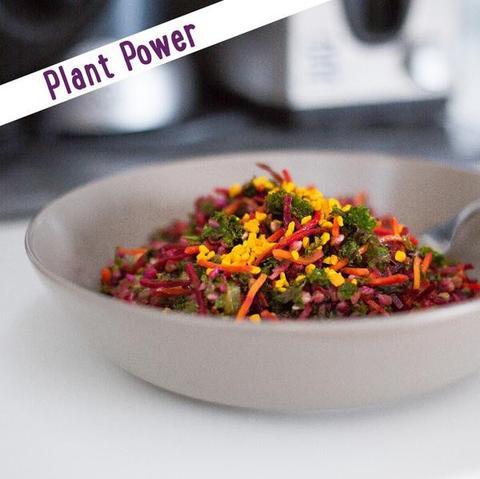 PHD Vegan 3 Day Meal Plan