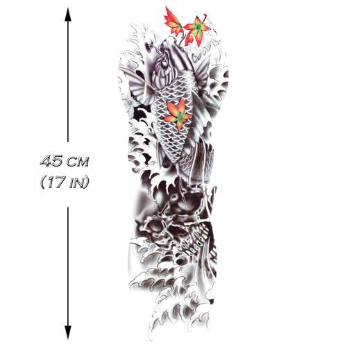 Koi Fish - Sleeve 3