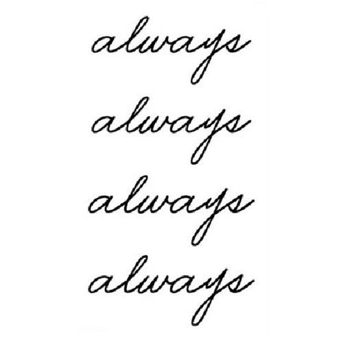 Always - 4 Pieces