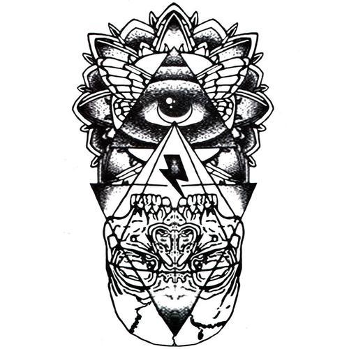 Eye Totem