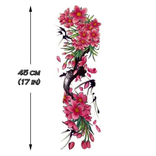 Cherry Tree Flowers Sleeve