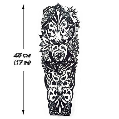 Polynesian Sleeve