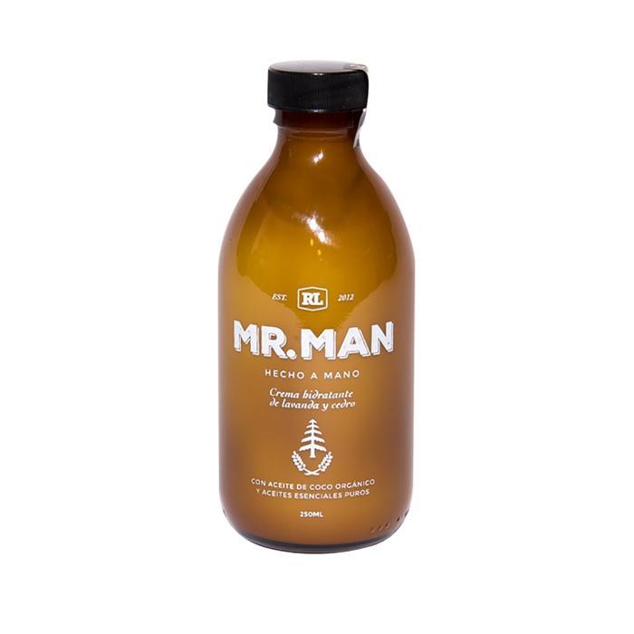 Mr. Man - Crema Hidratante