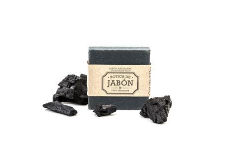Botica de Jabón - Carbón Activado con Bergamota 100g
