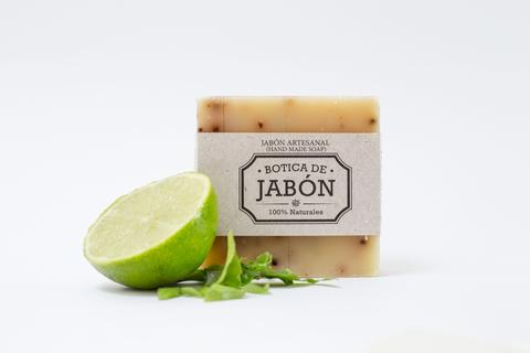 Botica de Jabón - Menta Limón 100g