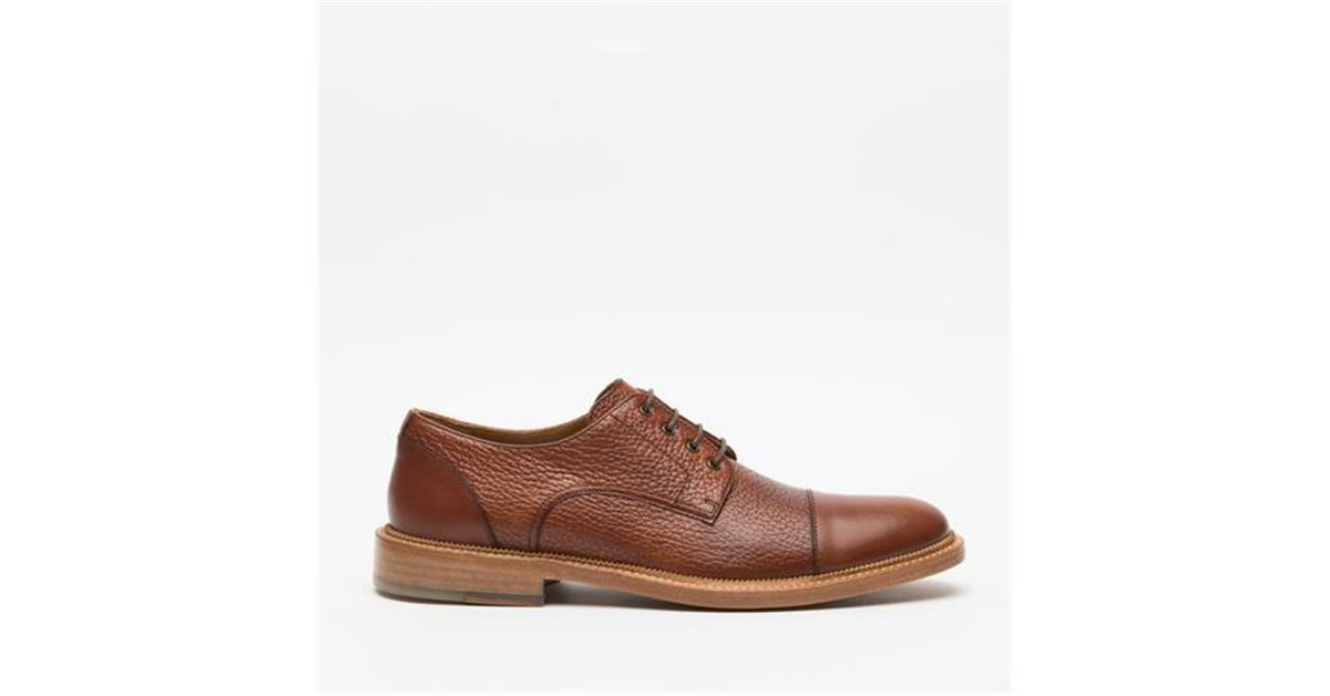 b0aa2d07d004 The Rome Shoe in Brown
