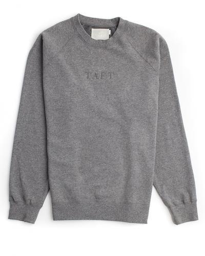 c3766134bedf TAFT Sweatshirt in Grey (Final Sale - No Returns or Exchanges)