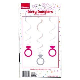 Diamond Ring Dizzy Dangler