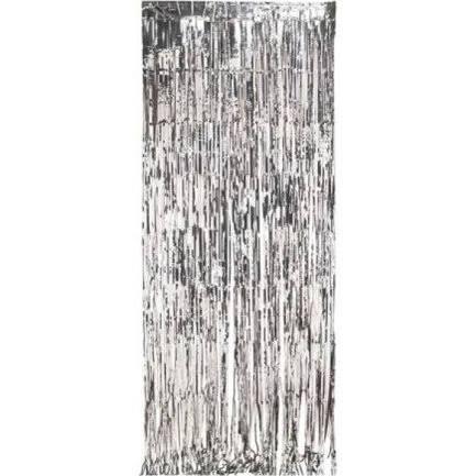 Silver Door Fringe, 1 pkg.