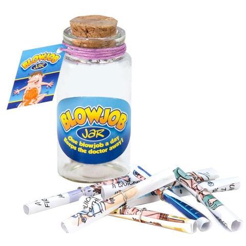 Blow Job Jar
