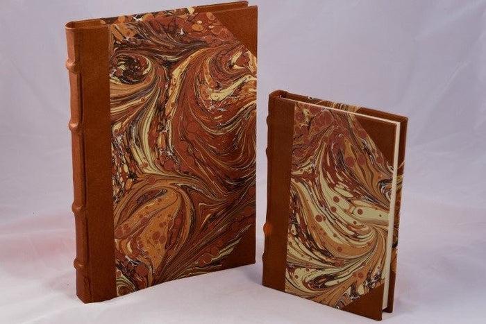 Unique & Colorful Journal - camel