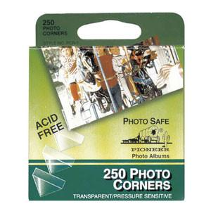 Photo Corners - clear