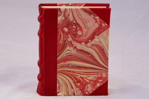 Unique & Colorful Journal - red +4 more colors