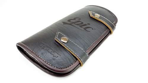 Handmade Leather Streamer Wallet