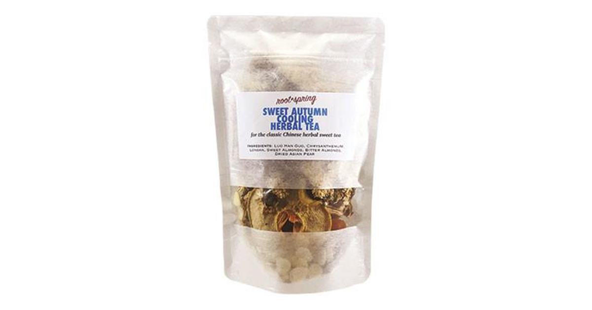 Sweet Autumn Cooling Herbal Tea (Liang Cha)