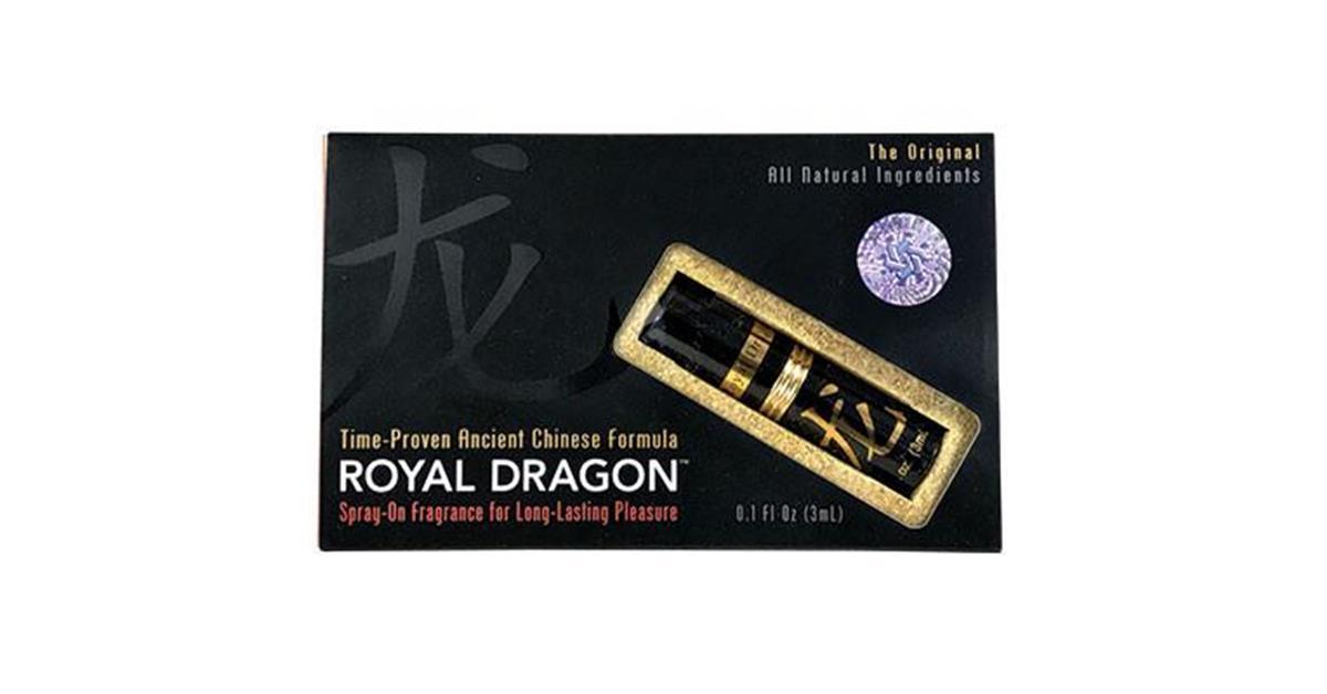 NEW! Royal Dragon Sexual Pleasure Fragrance Spray