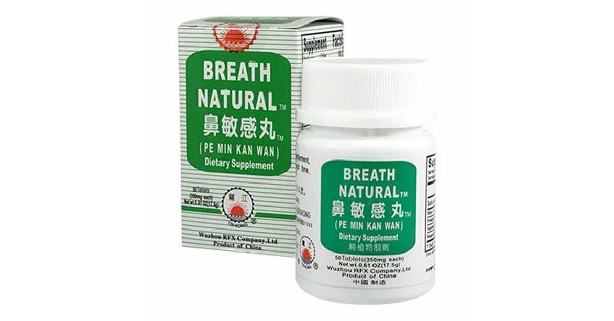 Breath Natural (Pe Min Kan Wan)
