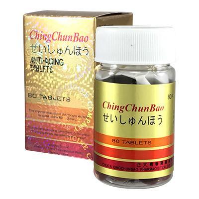 Ching Chun Bao Anti-Aging Tablets
