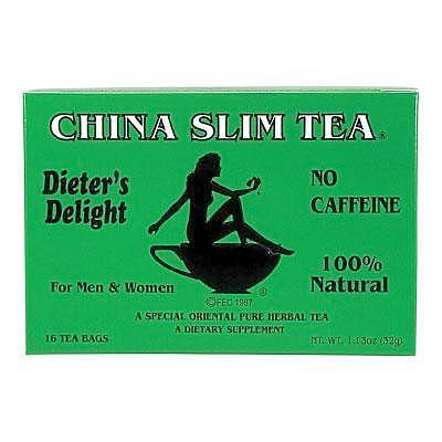 China Slim Herbal Tea, 100% Natural