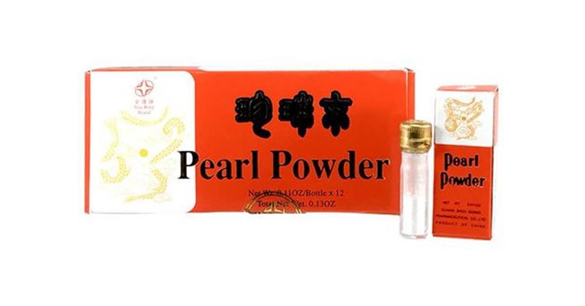 Star Ring Brand Fresh Water Pearl Powder Supplement