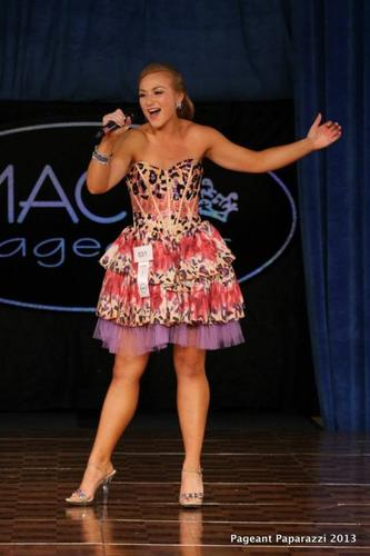 MAC Pageants State Optional Talent Competition