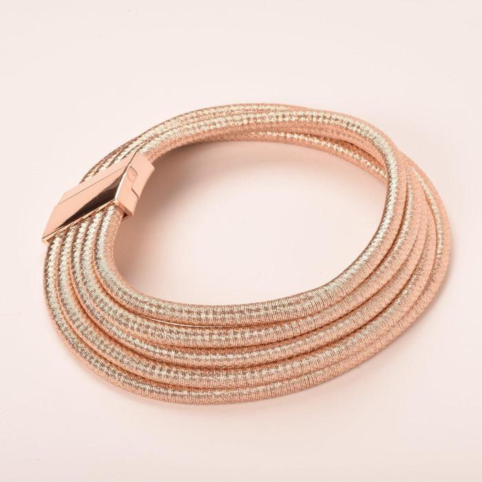 Banded Cleopatra Choker Necklace