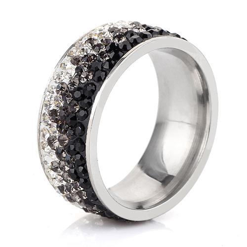 Dark Fire Shimmer Ring