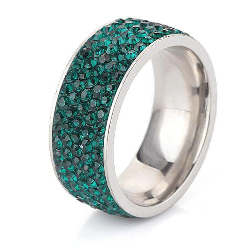 Emerald City Shimmer Ring