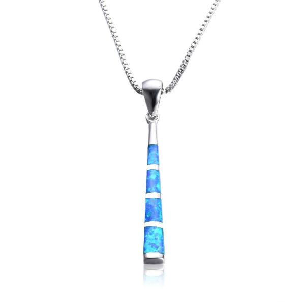 Silver Lining Pendant