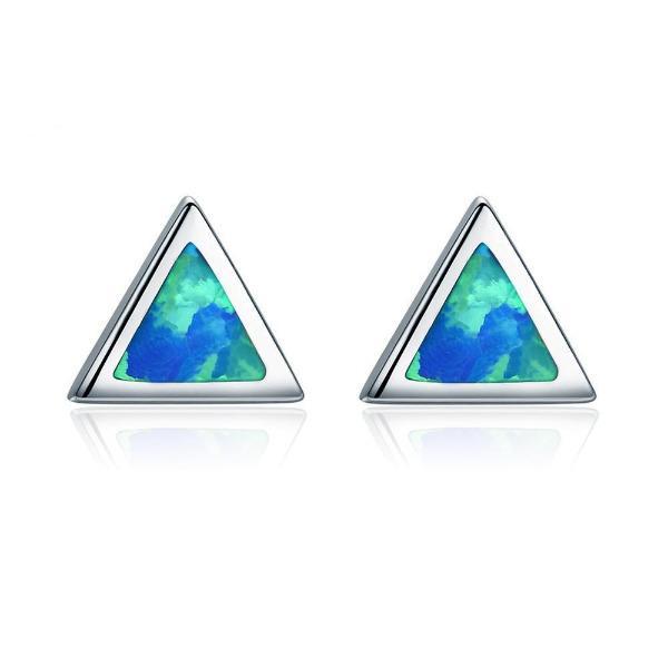 Bermuda Triangle Studs