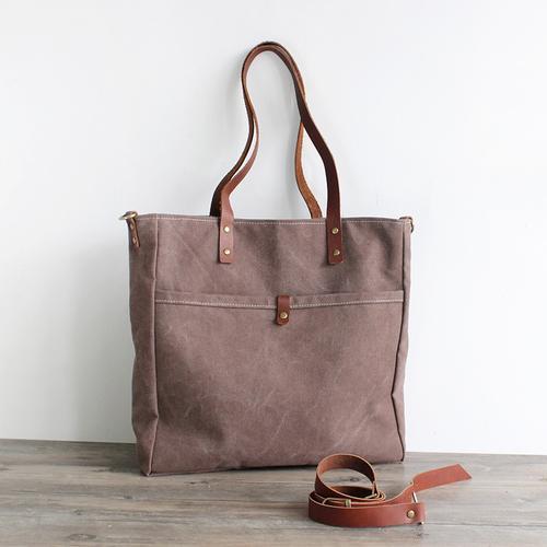 Handmade Canvas Tote Bag Messenger Bag Shoulder Bag Handbag 16000 292994da100ae
