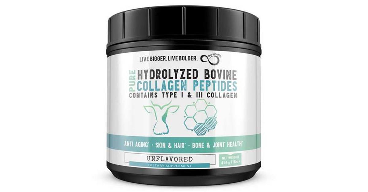 Hydrolyzed Bovine Collagen Protein Powder Type I & III Collagen