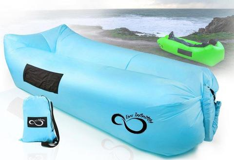Inflatable Outdoor Air Lounger Couch