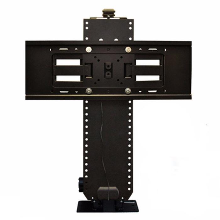 "Whisper Lift II 23501 PRO Advanced Swivel Lift Mechanism for 65"" Flat screen TVs  (36"" travel)"