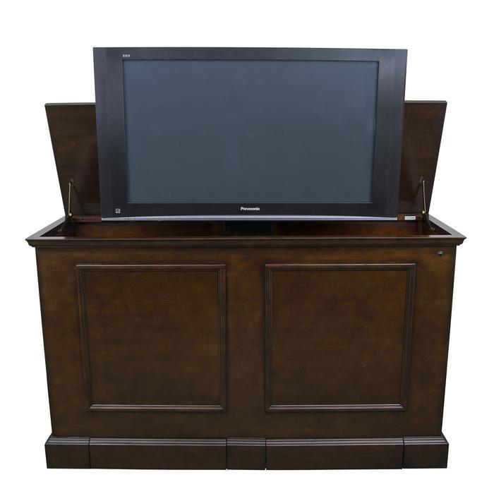 "Grand Elevate 74008 Espresso TV Lift Cabinet for 65"" Flat screen TVs"