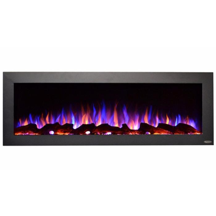 "Sideline Outdoor/Indoor 80017 50"" Wall Mounted Electric Fireplace"