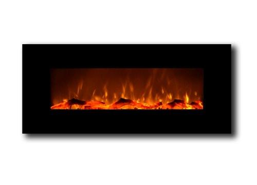 "Onyx 80001 Refurbished 50"" Wall Mounted Electric Fireplace"