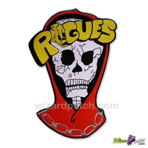 ROGUES, THE WARRIORS LARGE PATCH