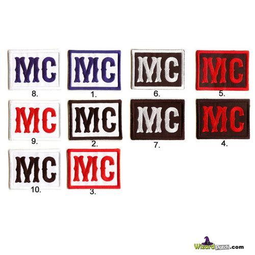 MC  Patches Bosox Font