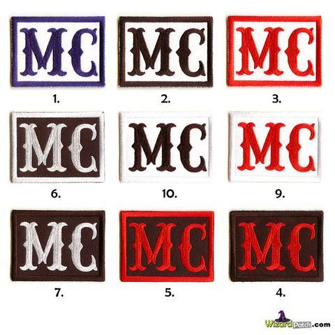 MC  Patches IFC Railroad Font