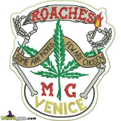 "*NEW* ROACHES MC VENICE ""NEXT MOVIE"""