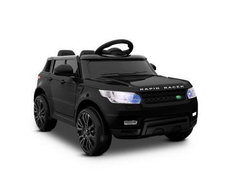Range Rover Sport Inspired Black 12v Ride-On Kids Car