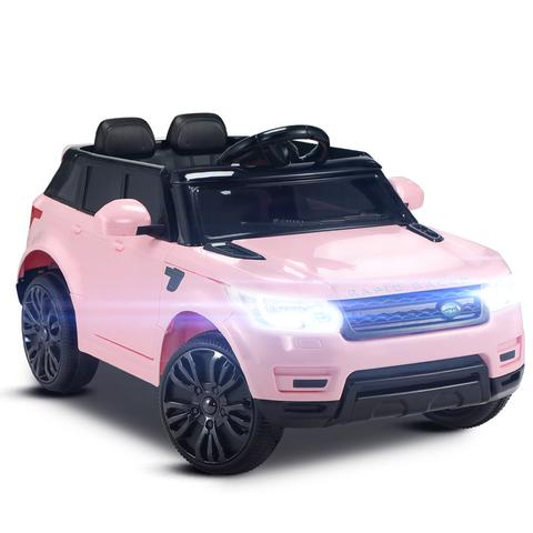 Range Rover Sport Inspired Pink 12v Ride-On Kids Car